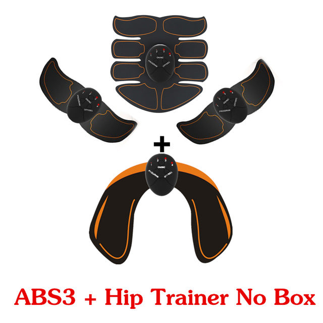 Hip ,Abdominal  & Body Trainer-2/4/6/8pcs Set - Pro Toddlers