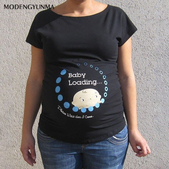Maternity T-shirt 2019 - Pro Toddlers