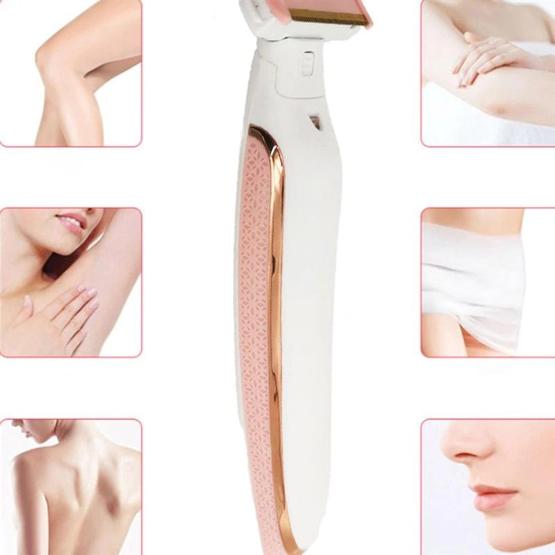 Flaw Touch™ Body Rechargeable Hair Remover