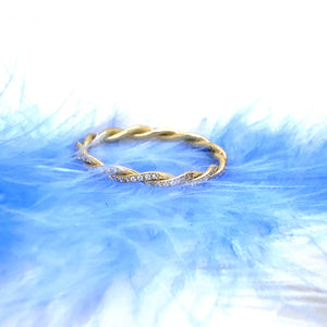 "Ring ""SENSATION-GOLD"""
