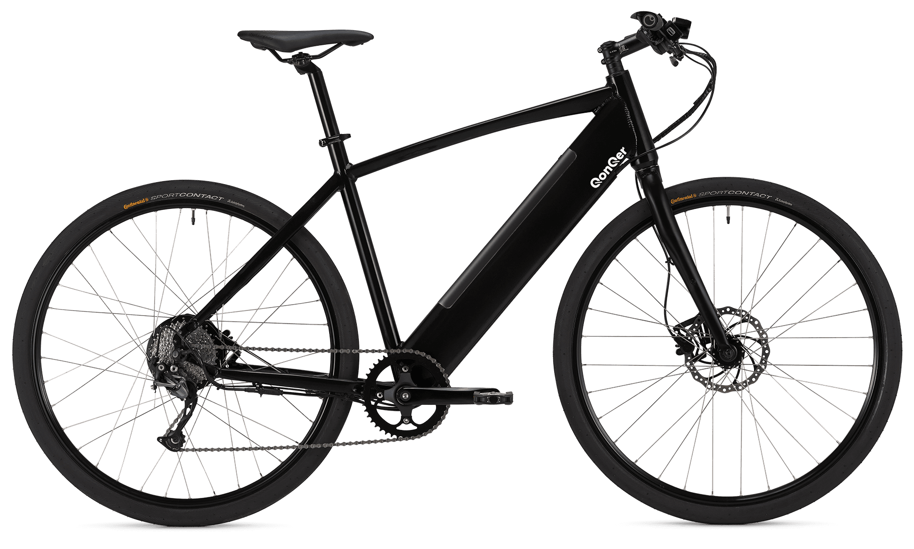 Aanbetaling Lease Sport e-bike