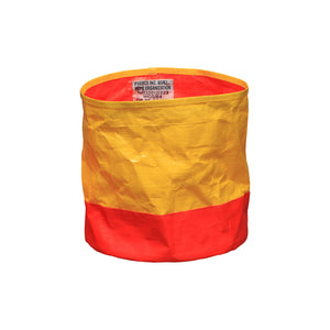TARP POT COVER Large / Yellow x Orange