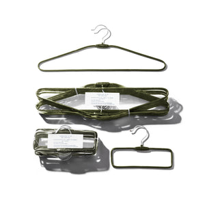 PLASTIC COATED WIRE HANGER / Clothes