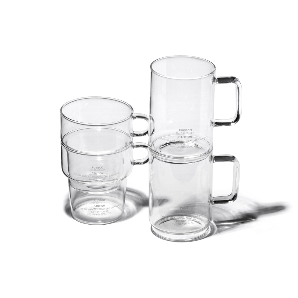 BOROSILICATE GLASS MUG