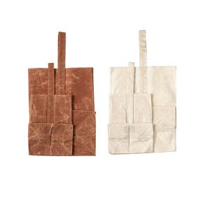GROCERY BAG WITH HANDLE / Large