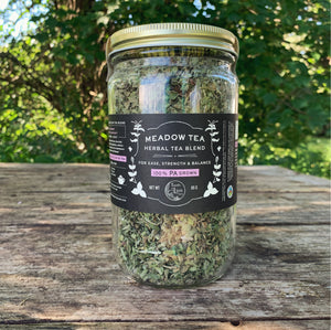 Meadow Tea Blend - digestive, immune & respiratory support