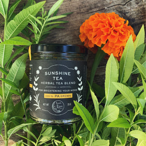 Sunshine Tea Blend - stress, digestive & immune system support