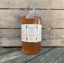 Load image into Gallery viewer, Ginger Turmeric Tonic - anti-inflammatory, immune & digestive support