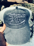 Tooth of the Lion Baseball Cap
