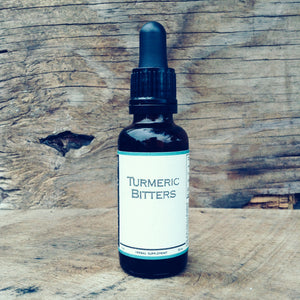 Turmeric Bitters - digestive and anti-inflammatory support