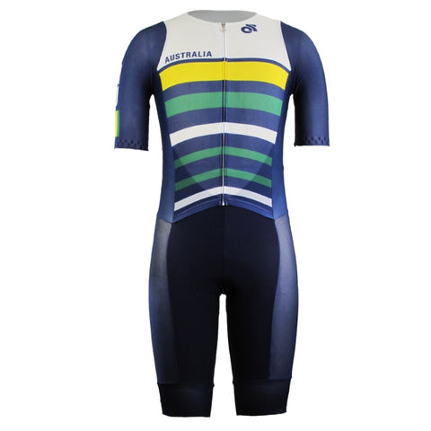 Apex Short Sleeve Summer Race Suit