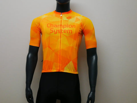 Tech +Short Sleeve Jersey