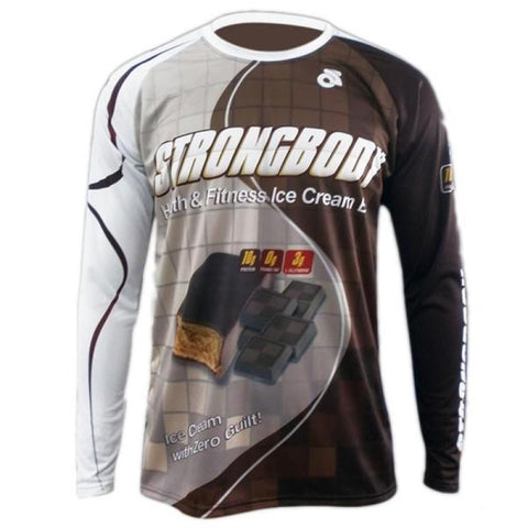 Performance LS Run Top