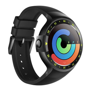 Ticwatch E Super Lightweight Smart Watch Ice,1 4 inch OLED Display, Android  Wear 2 0,Compatible with iOS and Android, Google Assistant