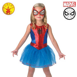 SPIDER-GIRL COSTUME, SIZE (4-6 YRS) LICENSED COSTUME