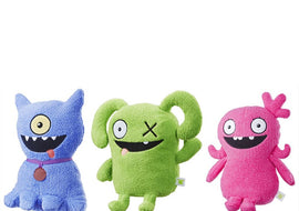 UglyDolls Feature Sounds Stuffed Plush Toy 11.5 inches