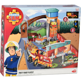 Fireman Sam Ponty Pandy Playset