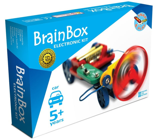 BrainBox - Car Experiment