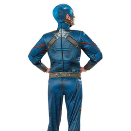 CAPTAIN AMERICA PREMIUM COSTUME, CHILD