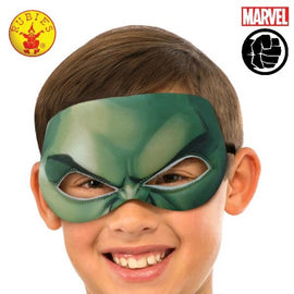 HULK PLUSH EYEMASK, CHILD- LICENSED COSTUMES