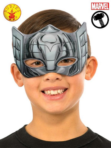 THOR PLUSH EYEMASK, CHILD-LICENSED COSTUME
