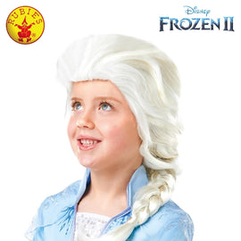 ELSA FROZEN 2 WIG, CHILD