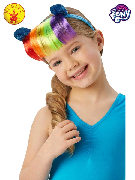 RAINBOW DASH MLP HEADBAND, LICENSED COSTUMES - ToyRoo