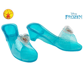 ELSA JELLY SHOES, CHILD- LICENSED COSTUMES