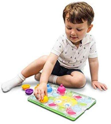 Lalaboom BL710 Toy, Multicolor - 21 Pieces
