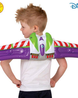 BUZZ TOY STORY 4 INFLATABLE WINGS, CHILD- LICENSED COSTUME - ToyRoo