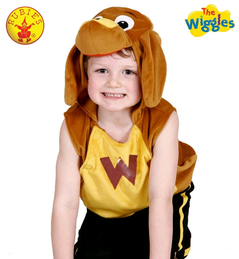 WAGS PLUSH TABARD, CHILD  SIXE (2-4 )LICENSED COSTUME