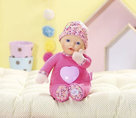Zapf Creation Baby Born Nightfriends Night Friends Plush Doll Light Up Tummy