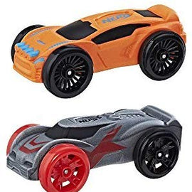 NERF Nitro Foam Car 3 Pack Assorted
