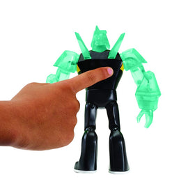 Ben 10 Deluxe Action Figure Power Up - Diamondhead - ToyRoo