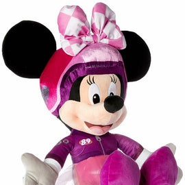 Disney Roadster Racers Jumbo Plush - Minnie - 50cm - ToyRoo