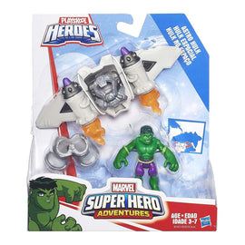 Playskool Heroes Super Hero Adventures Astro Hulk