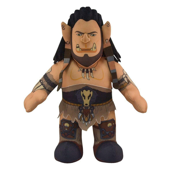 "Bleacher Creatures Legendary Pictures Warcraft 10"" Plush Figure (Durotan) - ToyRoo"