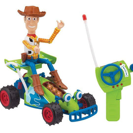 TOY STORY RC BUGGY WITH SHERIFF WOODY