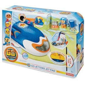 Fisher Price Go Jetters Jet Pad Head Quarters Playset