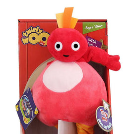 Twirlywoos: Toodloo - Run-Along Plush