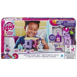 My Little Pony Explore Equestria Friendship Extress Train Playset - ToyRoo