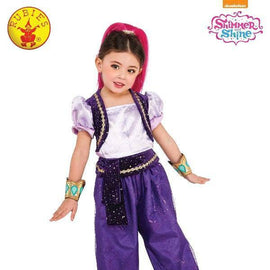 SHIMMER DELUXE COSTUME (3-5 YRS) - LICENSED COSTUME