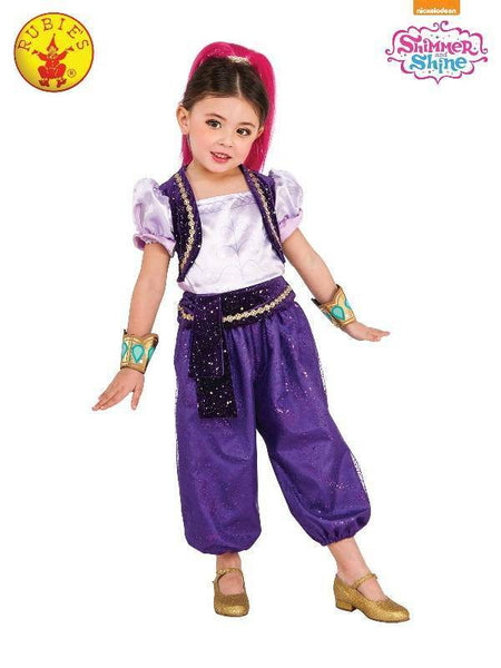 SHIMMER DELUXE COSTUME (3-5 YRS) - LICENSED COSTUME - ToyRoo