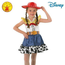 TOY STORY - JESSIE DELUXE COSTUME, CHILD SIZE 4-6 Years - LICENSED COSTUMES