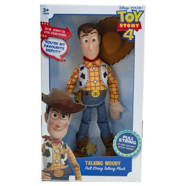 Toy Story 4 Pull String Talking 40cm Plush Woody
