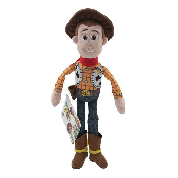 Disney Pixar Toy Story 4: Movie Basic Plush - Woody,Jessie,Rex,Bullseye and Buzz - ToyRoo