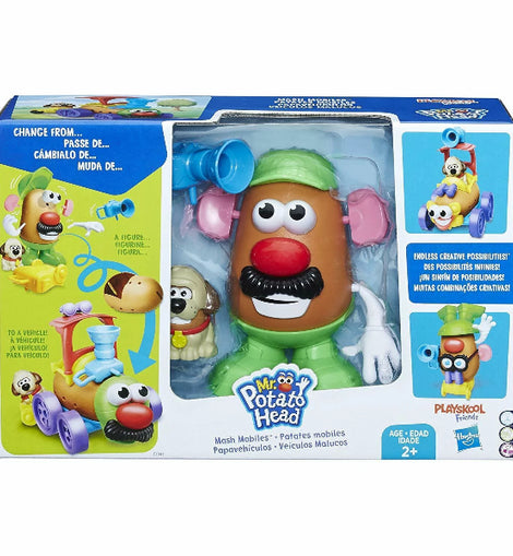 PLAYSKOOL Friends - Mr Potato Head Mash Mobiles - ToyRoo