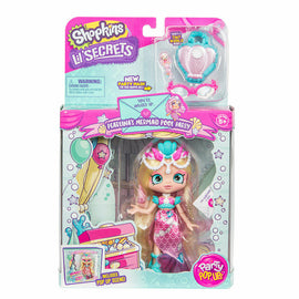 SHOPKINS LIL SECRETS  Shoppies Doll S2 - ToyRoo