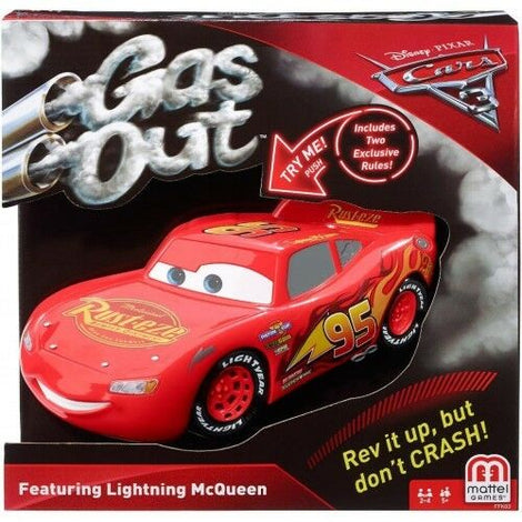 Disney Pixar Cars 3 Gas Out Game - ToyRoo