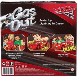 Disney Pixar Cars 3 Gas Out Game